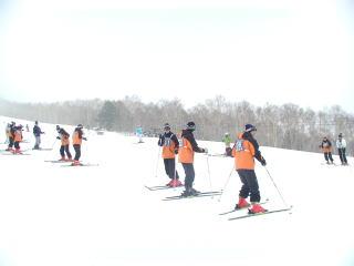 スキー教育