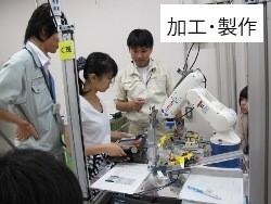 加工・製作2 第5期生 ものづくり一気通観エンジニアの養成 プログラム