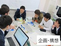 企画・構想 第7期生 ものづくり一気通観エンジニアの養成 プログラム